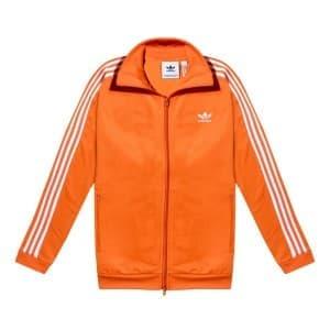 בגדי חורף Adidas Originals לגברים Adidas Originals Beckenbauer - כתום