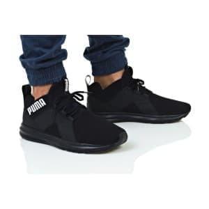 נעלי הליכה פומה לגברים PUMA ENZO WEAVE - שחור