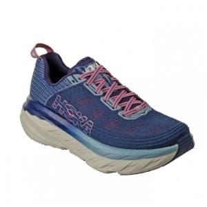 נעלי הליכה הוקה לנשים Hoka One One Bondi 6 - כחול כהה/ורוד