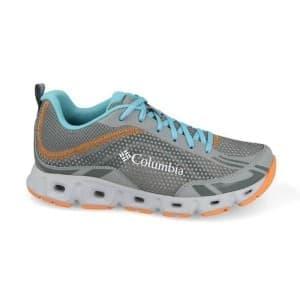 נעליים קולומביה לנשים Columbia Drainmaker IV - אפור/כחול