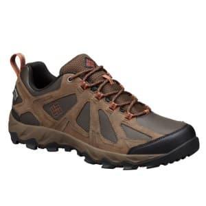 נעלי טיולים קולומביה לגברים Columbia Peakfreak Xcrsn II - חום