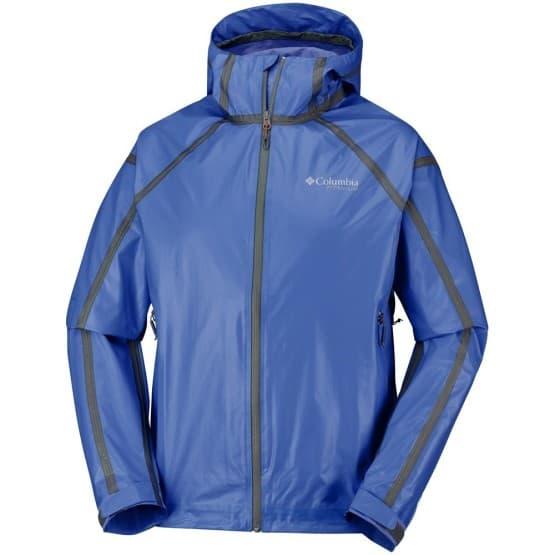 בגדי חורף קולומביה לגברים Columbia Outdry EX - כחול/שחור