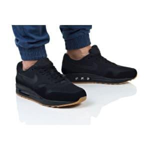 נעלי הליכה נייק לגברים Nike AIR MAX 1 - שחור