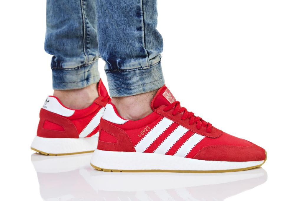 נעליים אדידס לגברים Adidas I_5923 - אדום