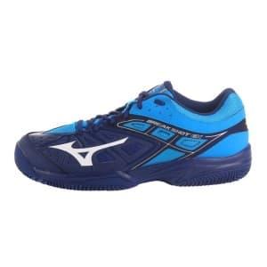 נעליים מיזונו לגברים Mizuno Break Shot EX CC - כחול