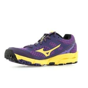 נעליים מיזונו לנשים Mizuno Wave Kien - סגול