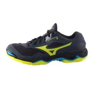 נעליים מיזונו לגברים Mizuno Wave Phantom 2 - ירוק כהה