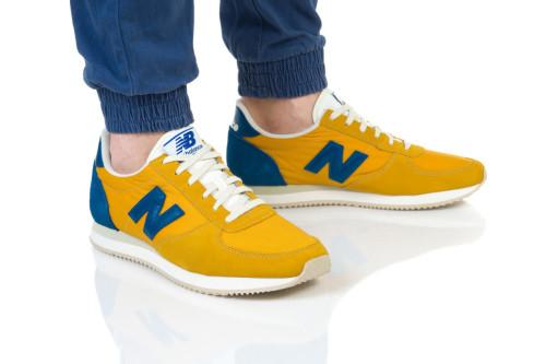 נעליים ניו באלאנס לגברים New Balance U220 - צהוב