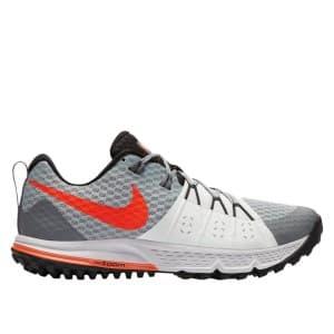 נעליים נייק לנשים Nike Air Zoom Wildhorse 4 - אפור/כתום