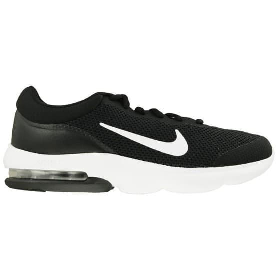 נעליים נייק לגברים Nike Air Max Advantage - שחור/לבן