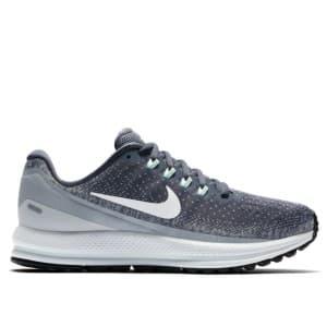 נעליים נייק לנשים Nike Air Zoom Vomero 13 - אפור/ירוק