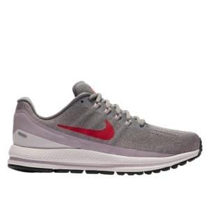 נעליים נייק לנשים Nike Air Zoom Vomero 13 - אפור/אדום