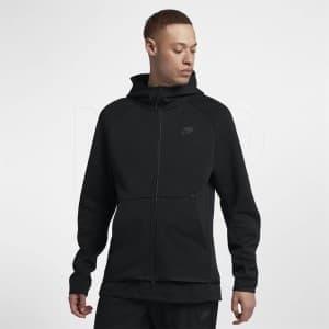 בגדי חורף נייק לגברים Nike Tech Fleece - שחור