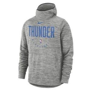 ביגוד נייק לגברים Nike Thunder Spotlight - אפור בהיר