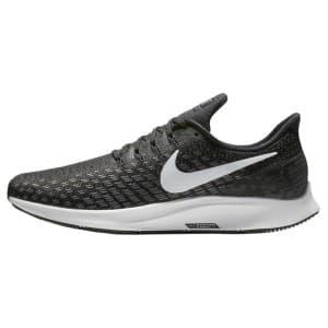 נעליים נייק לגברים Nike Air Zoom Pegasus 35 - שחור/אפור
