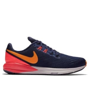 נעליים נייק לנשים Nike Air Zoom Structure 22 - כחול/אדום