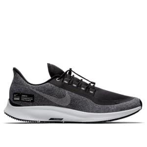 נעליים נייק לגברים Nike Air ZM Pegasus 35 Shield - שחור/אפור