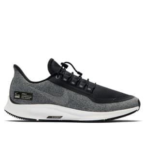נעליים נייק לנשים Nike Air Zoom Pegasus 35 Shield - אפור/שחור