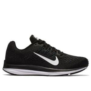 נעליים נייק לנשים Nike Air Zoom Winflo 5 - שחור/לבן