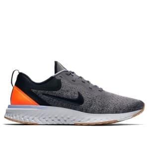 נעליים נייק לנשים Nike Odyssey React - אפור/כתום