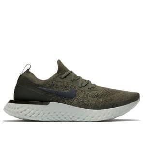 נעליים נייק לנשים Nike Epic React Flyknit - ירוק
