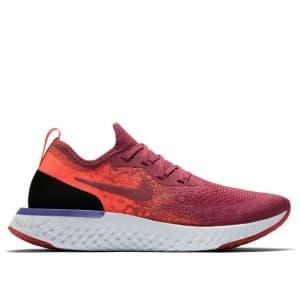נעליים נייק לנשים Nike Epic React Flyknit - ורוד/כתום