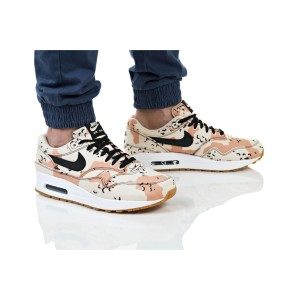 נעלי הליכה נייק לגברים Nike AIR MAX 1 PREMIUM - חום/בז'