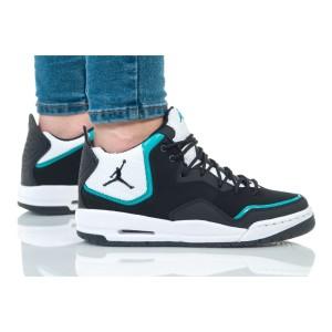 נעלי הליכה נייק לנשים Nike JORDAN COURTSIDE 23 - שחורטורקיז