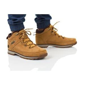 נעלי טיולים טימברלנד לגברים Timberland EURO SPRINT SPORT - קאמל