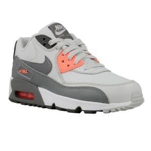 נעליים נייק לנשים Nike Air Max 90 Ltr Gs - לבן/אפור