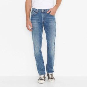 ביגוד ליוויס לגברים Levi's 512 Slim Fit  - כחול