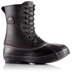 מגפיים סורל לגברים Sorel 1964 Premium T CVS - שחור