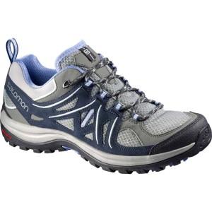 נעלי הליכה סלומון לנשים Salomon Ellipse 2 Aero - אפור/כחול