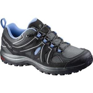 נעלי הליכה סלומון לנשים Salomon Ellipse 2 Aero - שחור/תכלת