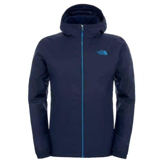 בגדי חורף דה נורת פיס לגברים The North Face Quest Insulated - כחול כהה