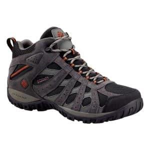 נעלי הליכה קולומביה לגברים Columbia Peakfreak XCRSN II Mid Leather Outdry - שחור