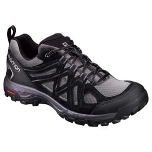 נעלי טיולים סלומון לגברים Salomon Evasion 2 Aero - אפור/שחור