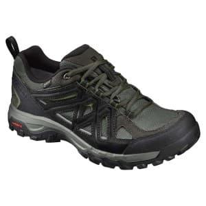 נעלי טיולים סלומון לגברים Salomon Evasion 2 GTX - שחור/ירוק