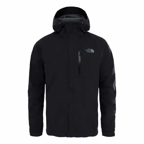 בגדי חורף דה נורת פיס לגברים The North Face Dryzzle - שחור