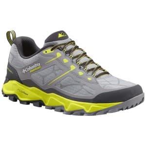 נעליים קולומביה לגברים Columbia Trans Alps II - אפור/צהוב