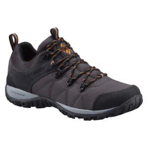 נעלי הליכה קולומביה לגברים Columbia Peakfreak Venture LT - אפור/כתום