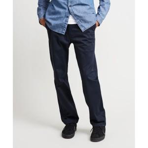 ביגוד ליוויס לגברים Levi's SKATE Skate Work Pant - כחול כהה
