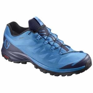 נעלי הליכה סלומון לגברים Salomon Outpath Goretex - תכלת/כחול