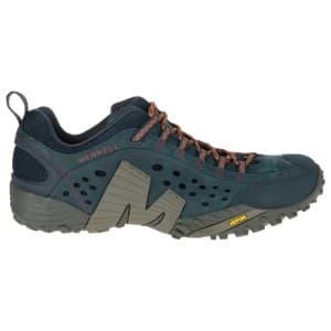 נעלי הליכה מירל לגברים Merrell Intercept - כחול