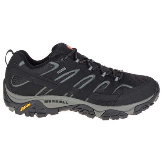 נעלי הליכה מירל לגברים Merrell Moab 2 Goretex - שחור