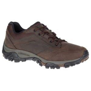 נעלי הליכה מירל לגברים Merrell Moab Adventure Lace - חום