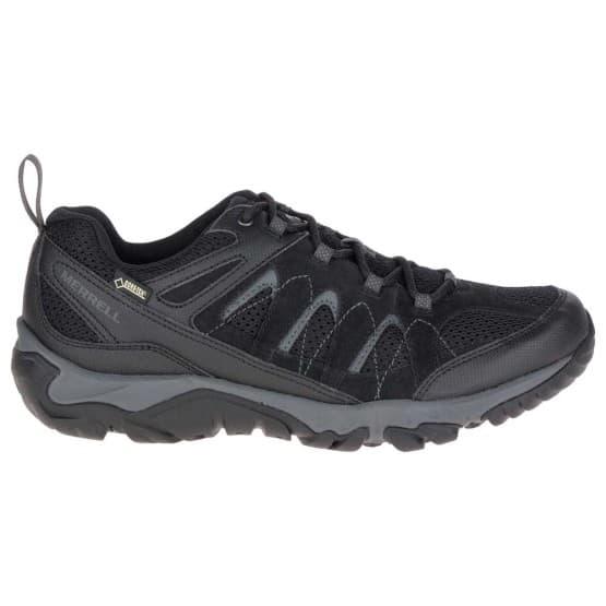 נעלי הליכה מירל לגברים Merrell Outmost Vent Goretex - שחור