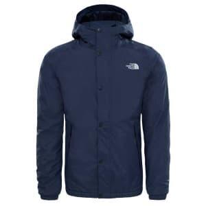 בגדי חורף דה נורת פיס לגברים The North Face Berkeley Ins Shell - כחול כהה
