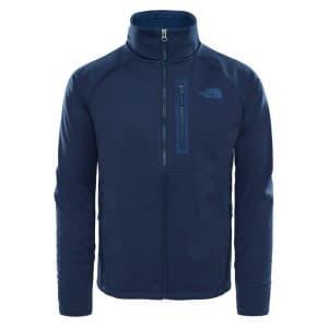 בגדי חורף דה נורת פיס לגברים The North Face Canyonlands Soft Shell - כחול כהה