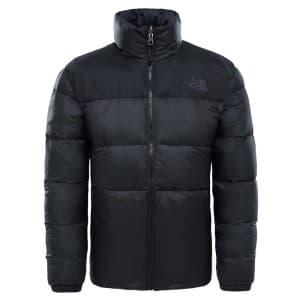 בגדי חורף דה נורת פיס לגברים The North Face Nuptse III - שחור